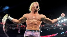 Dolph Ziggler becomes World Heavyweight Champion after cashing-in his 'Money in the Bank' briefcase.