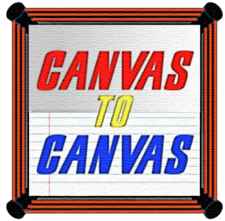Canvas to Canvas